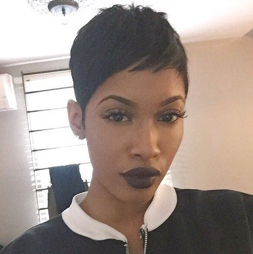 Outstanding 9 Best Short Hairstyles For Black Women With Thin Hair Short Hairstyles Gunalazisus
