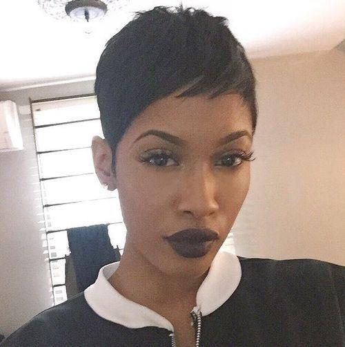 Fantastic 9 Best Short Hairstyles For Black Women With Thin Hair Short Hairstyles For Black Women Fulllsitofus