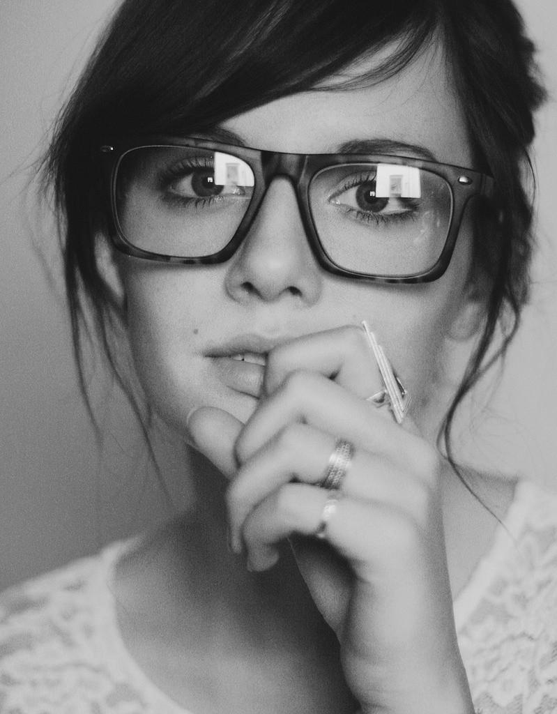 Секс в очках для зрения 26 фотография