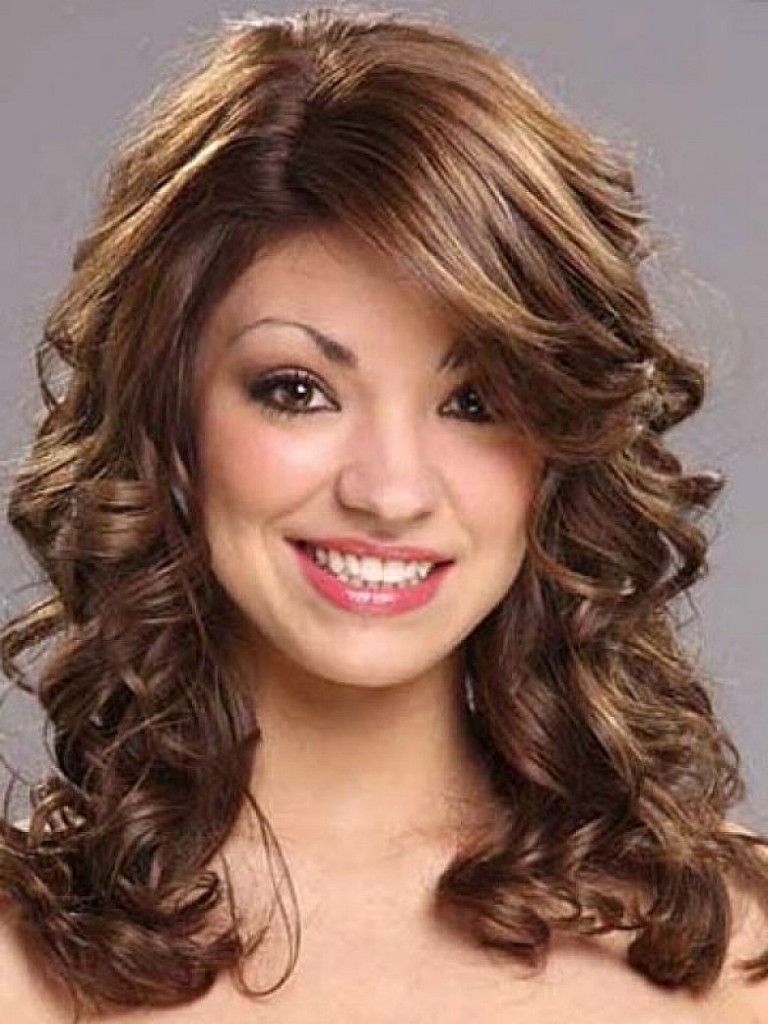 Terrific Top 23 Hairstyles For Women With Long Colored Curly Hair Plus Hairstyle Inspiration Daily Dogsangcom