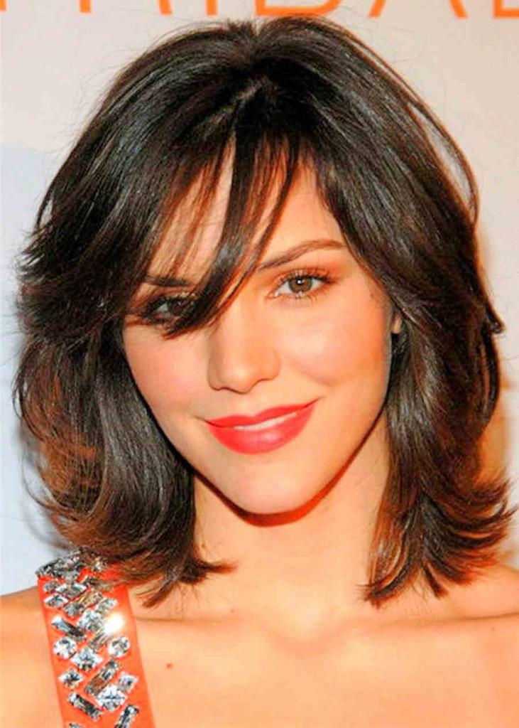 Super Top 14 Medium Length Hairstyles For Thin Hair Hairstyles For Woman Short Hairstyles For Black Women Fulllsitofus