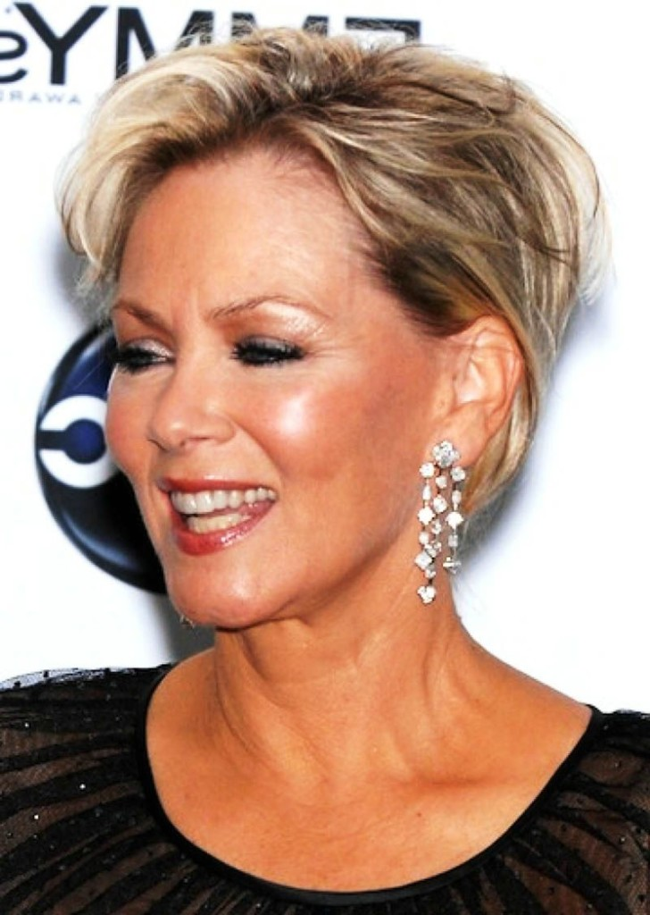 12 Nice And Trendy Hairstyles For Women Over 50 And 60 With