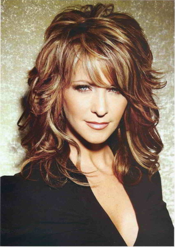 12 Nice and Trendy Hairstyles for Women Over 50 and 60 With Thin ...