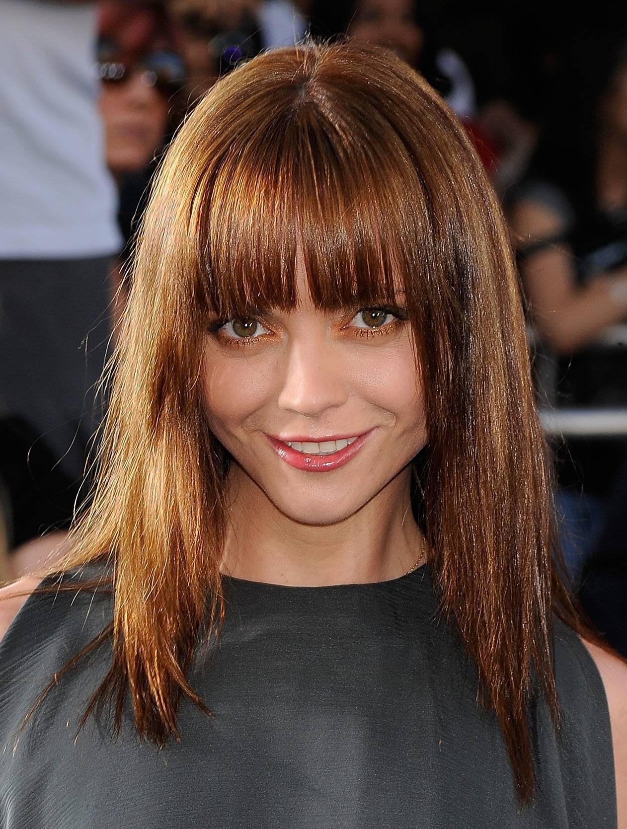 Awesome 25 Long Hairstyles With Bangs Are The Best For Round Faces Short Hairstyles For Black Women Fulllsitofus