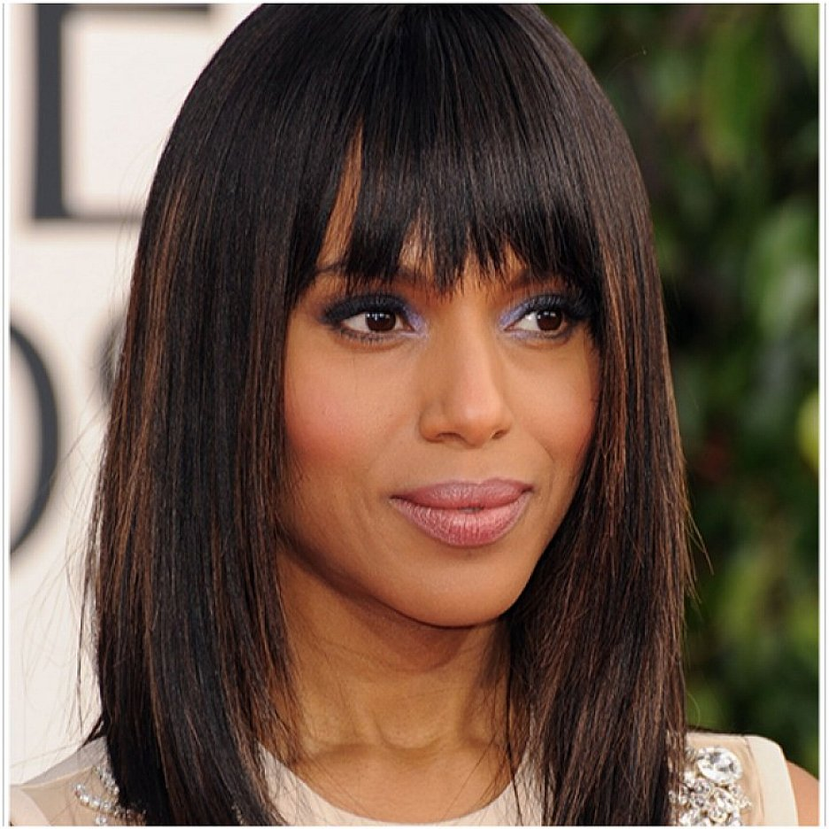 Fabulous 15 Best Hairstyles For Long Hair With Bangs Hairstyles For Woman Hairstyles For Women Draintrainus