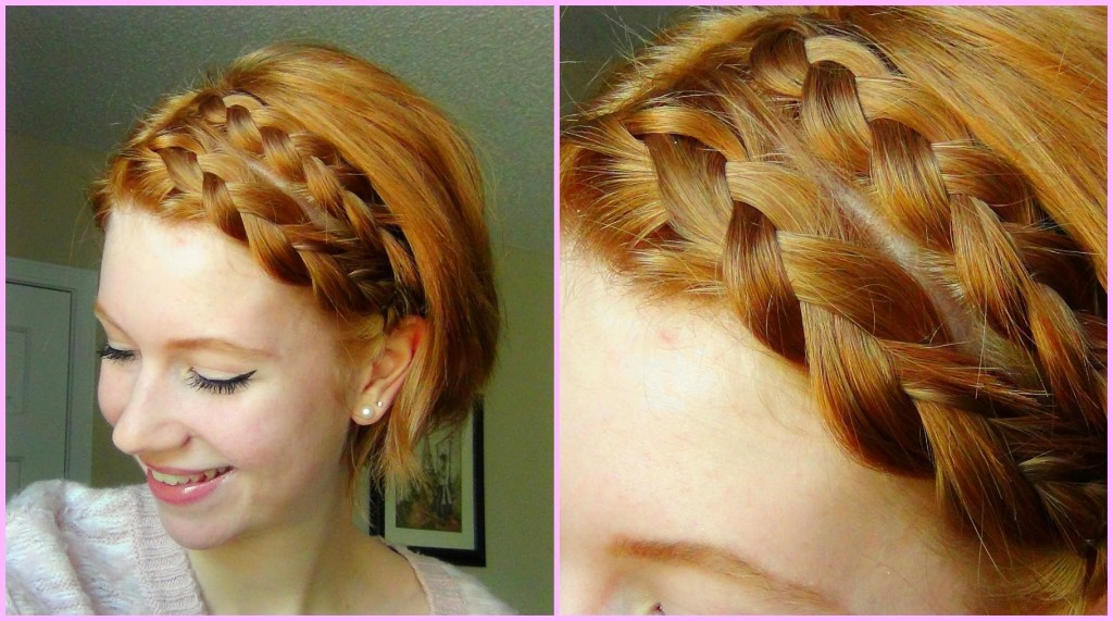 13 Braided Hairstyles For Short And Medium Sensational