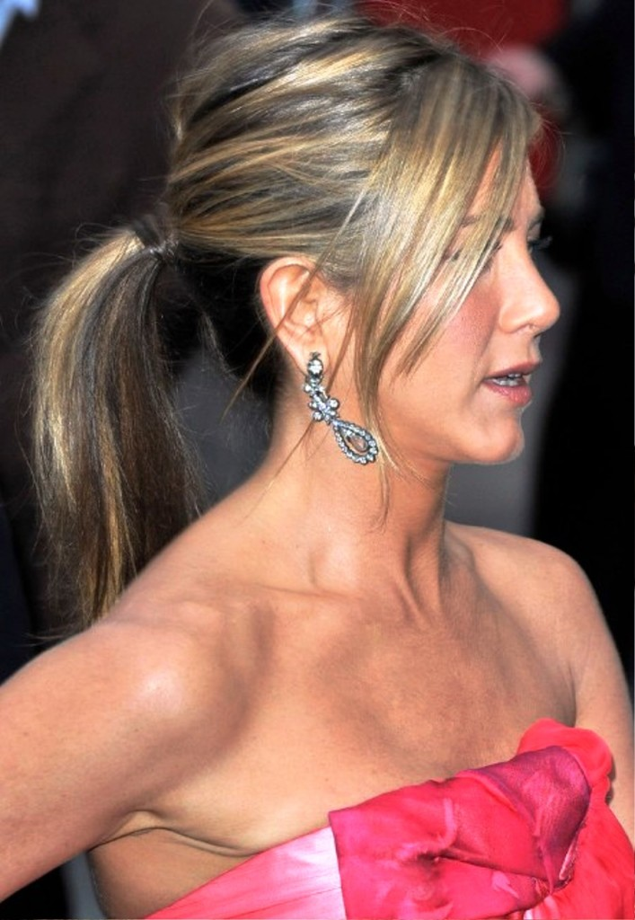 Enjoyable 16 Ponytails Hairstyles With Bangs Work For All Hairstyles For Woman Short Hairstyles Gunalazisus