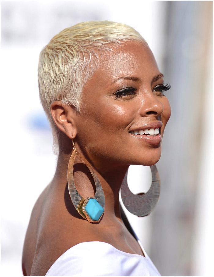 Pleasant 9 Most Interesting Short Blonde Hairstyles For Black Women Hairstyles For Women Draintrainus