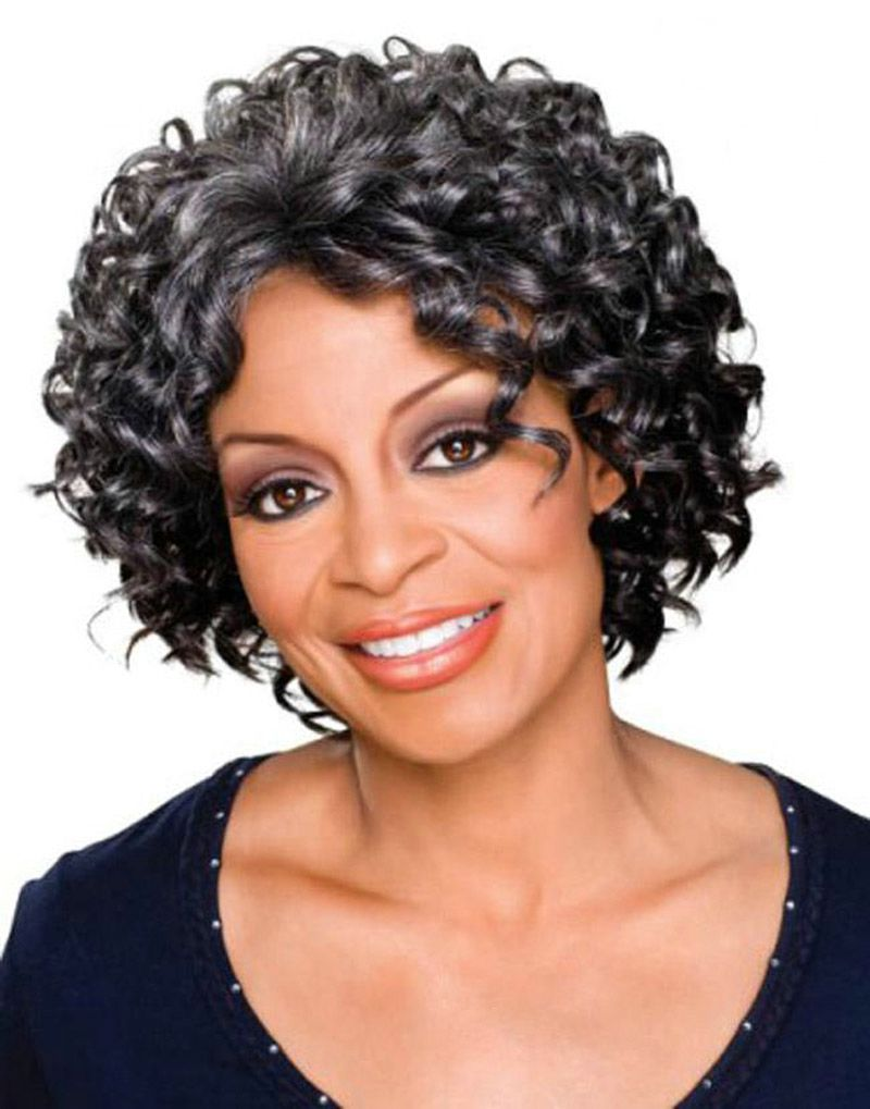 ... hair styles for black women over fifty years » HairStyles for Woman