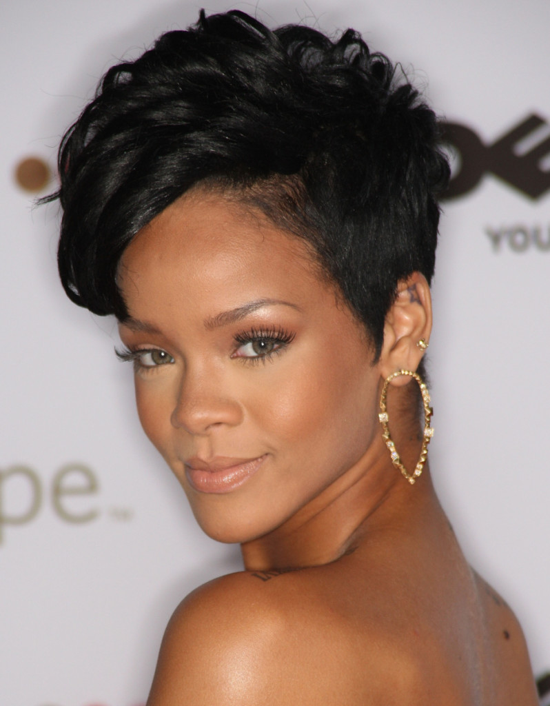 Fine 9 Best Short Hairstyles For Black Women With Thin Hair Hairstyles For Men Maxibearus
