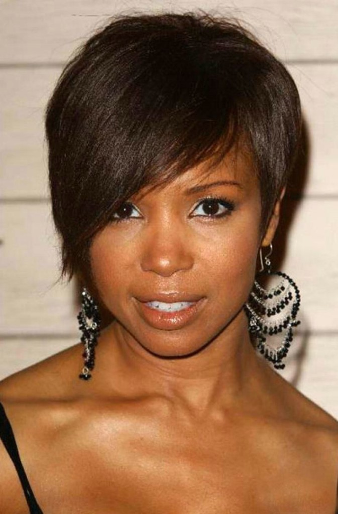 Terrific 9 Best Short Hairstyles For Black Women With Thin Hair Hairstyles For Women Draintrainus