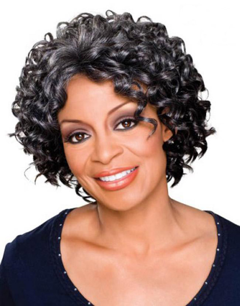 24 Most Suitable Short Hairstyles for Older Black Women ...