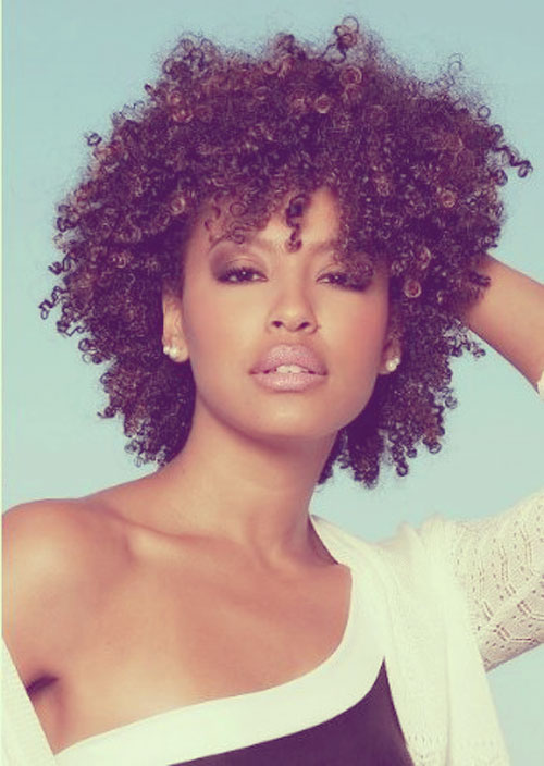 Awesome 15 Hairstyles For Black Women With Natural Curls Hairstyles For Hairstyles For Women Draintrainus