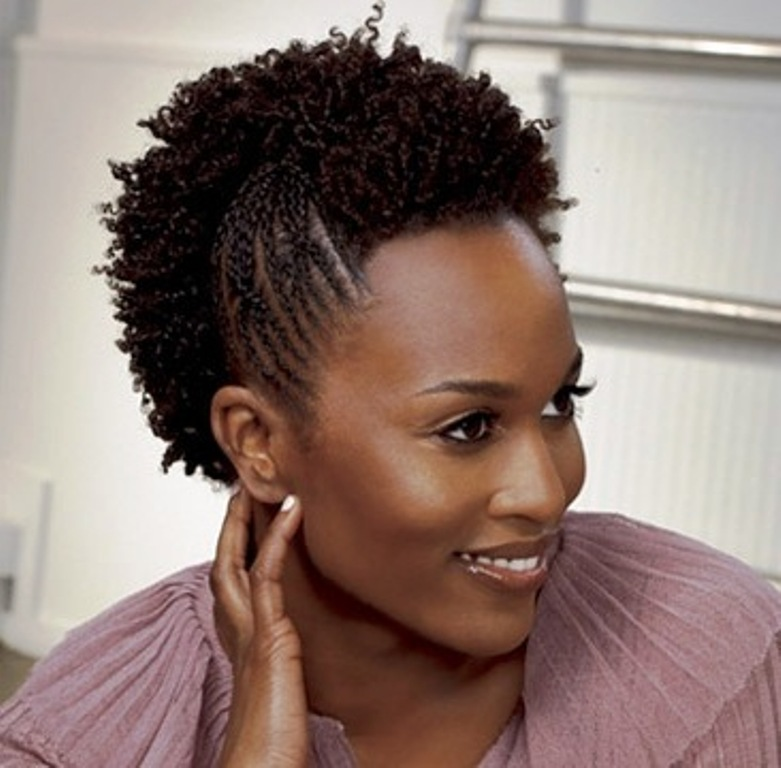 15 Hairstyles For Black Women With Natural Curls