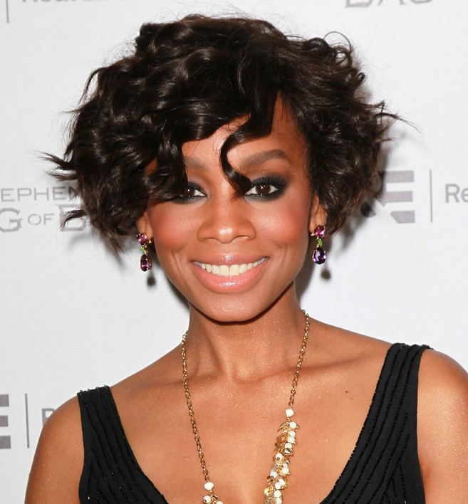 Wondrous 15 Hairstyles For Black Women With Natural Curls Hairstyles For Short Hairstyles Gunalazisus
