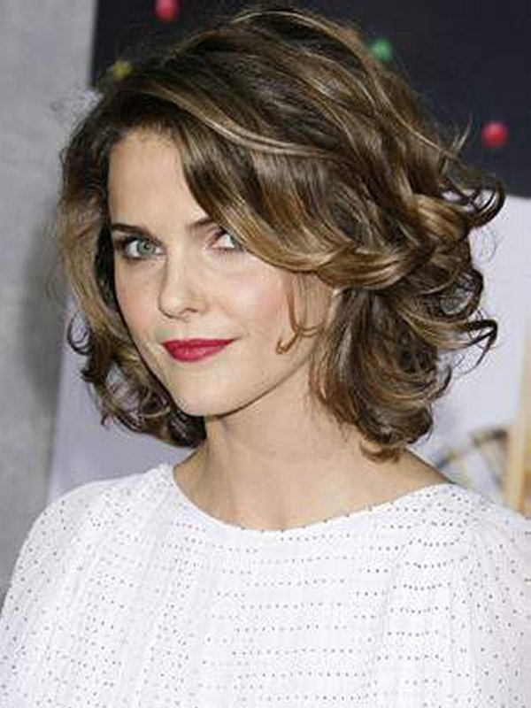 16 Ways Look 10 Years Younger In Short Natural Curly Hairstyle ...