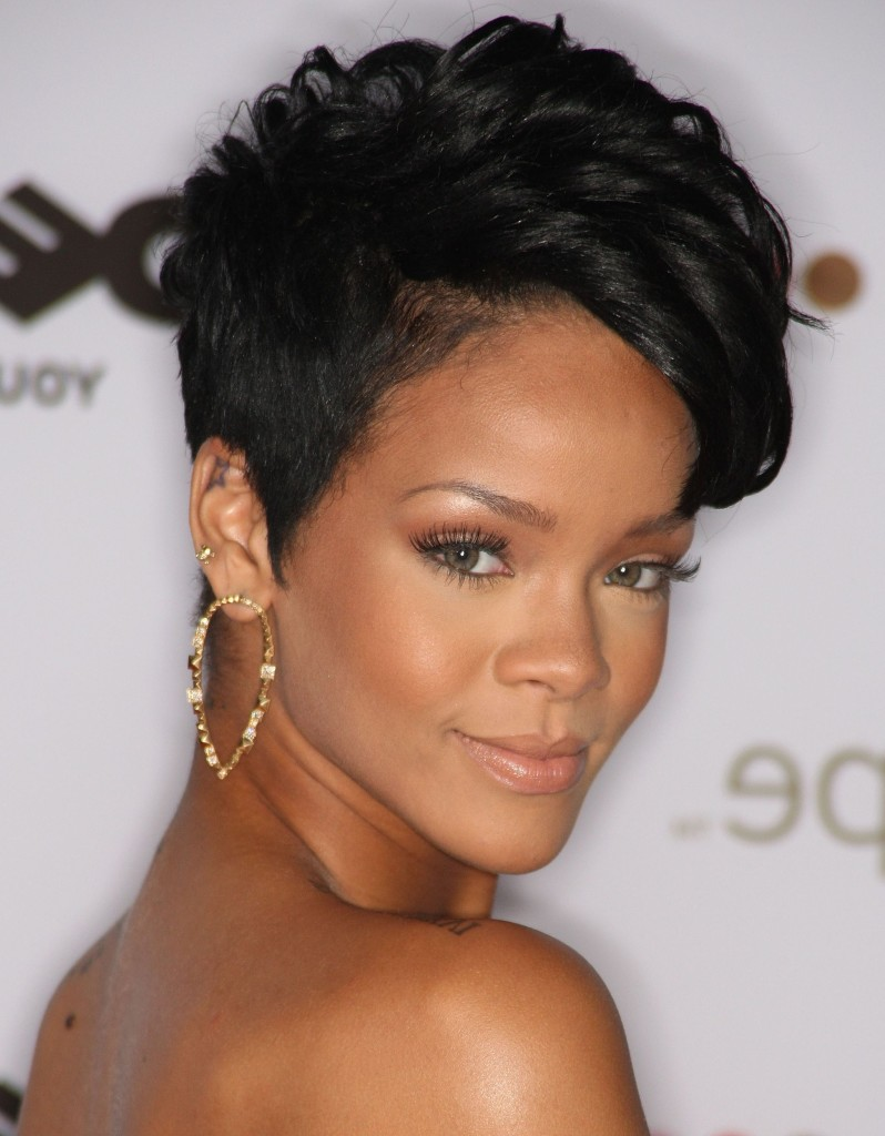 Admirable 8 Coolest Short Shaved Hairstyles For Black Women Page 4 Of 8 Short Hairstyles For Black Women Fulllsitofus