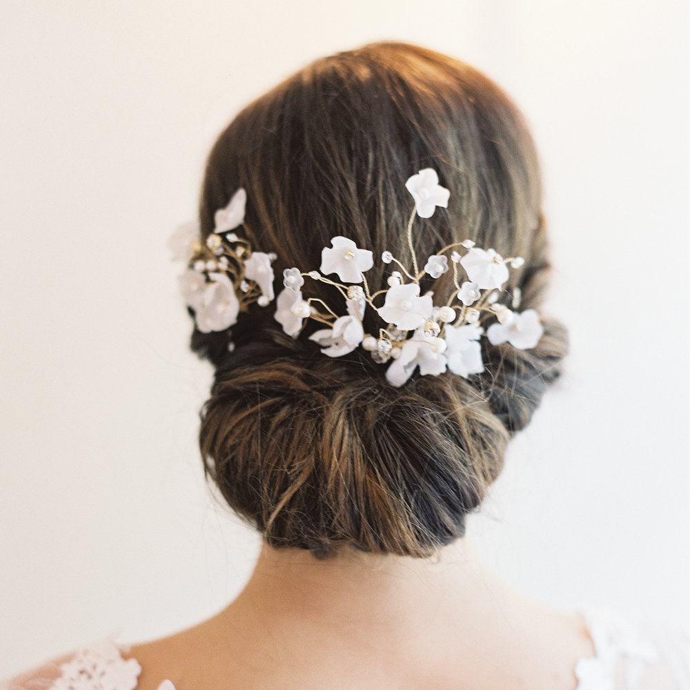 Amazing Wedding Hairstyles: 39 Amazing Wedding Hairstyles For Thin Hair!