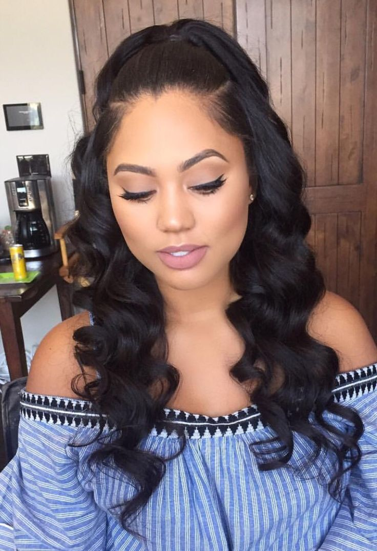 Top 53 Trendy Sew In Hairstyles For Women – HairStyles for Women