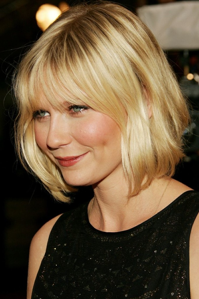 short hairstyles with bangs - 11