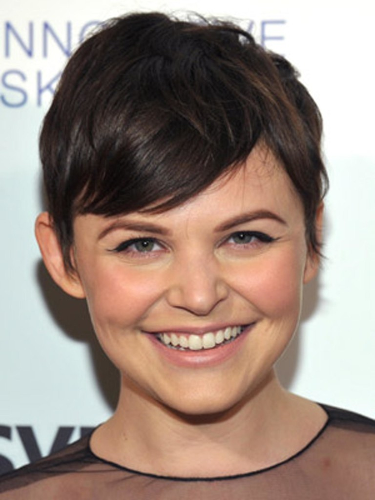 short hairstyles with bangs - 19