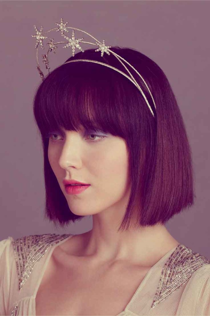 short hairstyles with bangs - 24