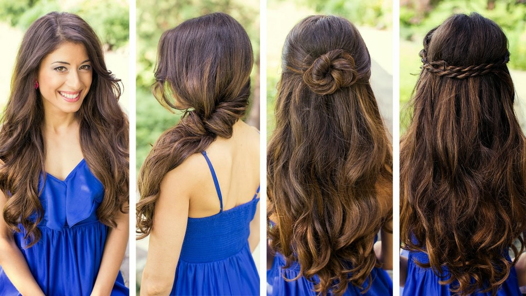 Easy Plait Hairstyles For Long Hair