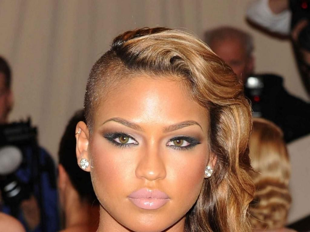 Shaved Side Black Hairstyles