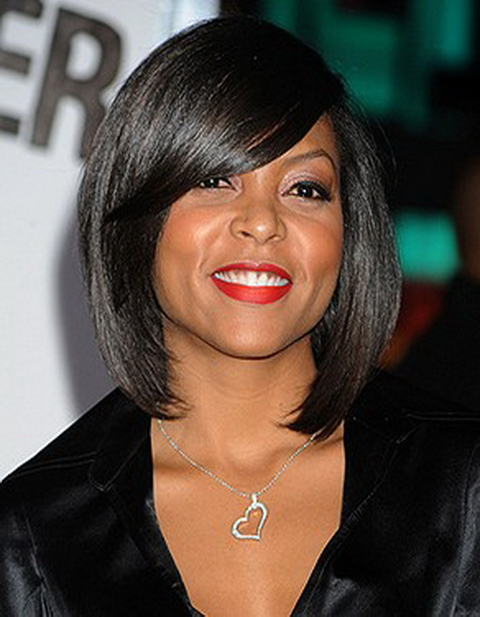 Pleasing Top 10 Short Bob Hairstyles For Black Women Hairstyles For Woman Short Hairstyles Gunalazisus