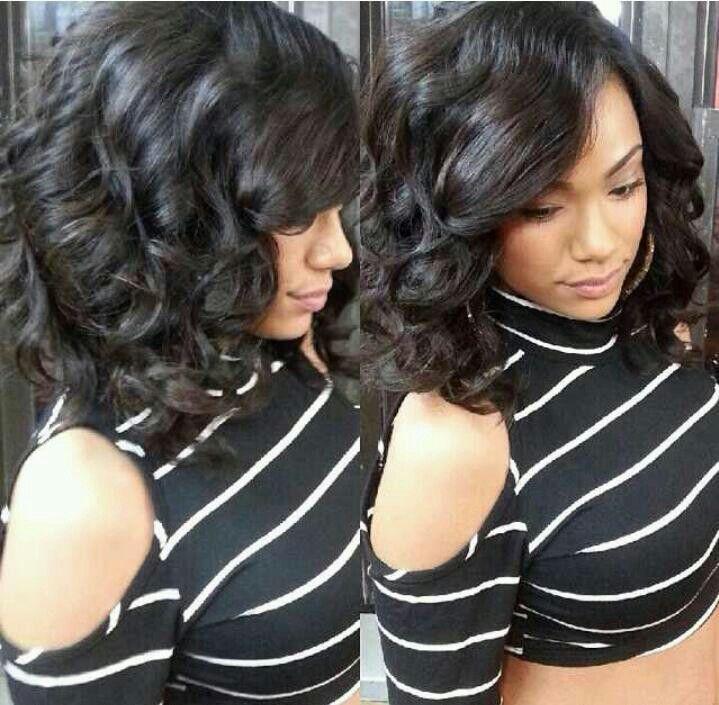 Peachy Top 10 Short Bob Hairstyles For Black Women Hairstyles For Woman Hairstyles For Women Draintrainus