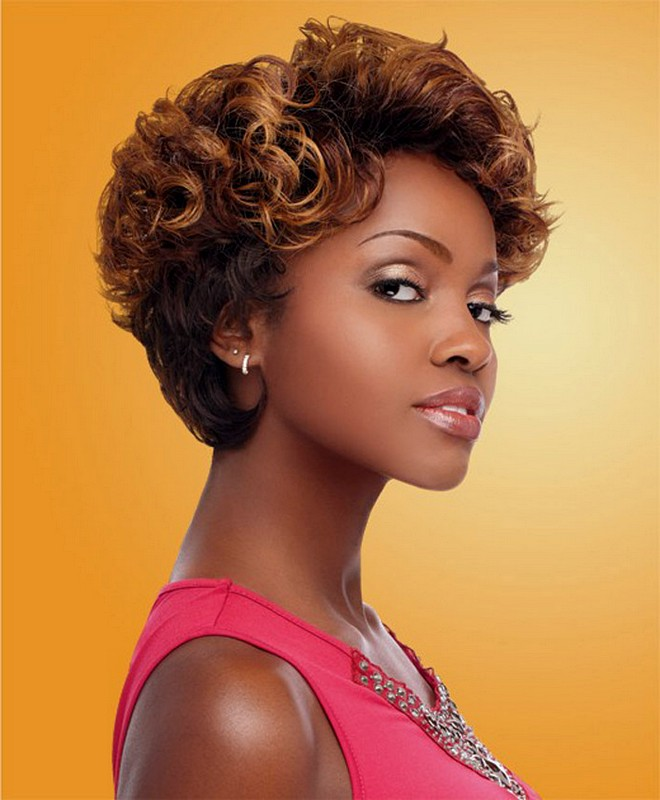 Top 28 Short Bob Hairstyles for Black Women - HairStyles for Women