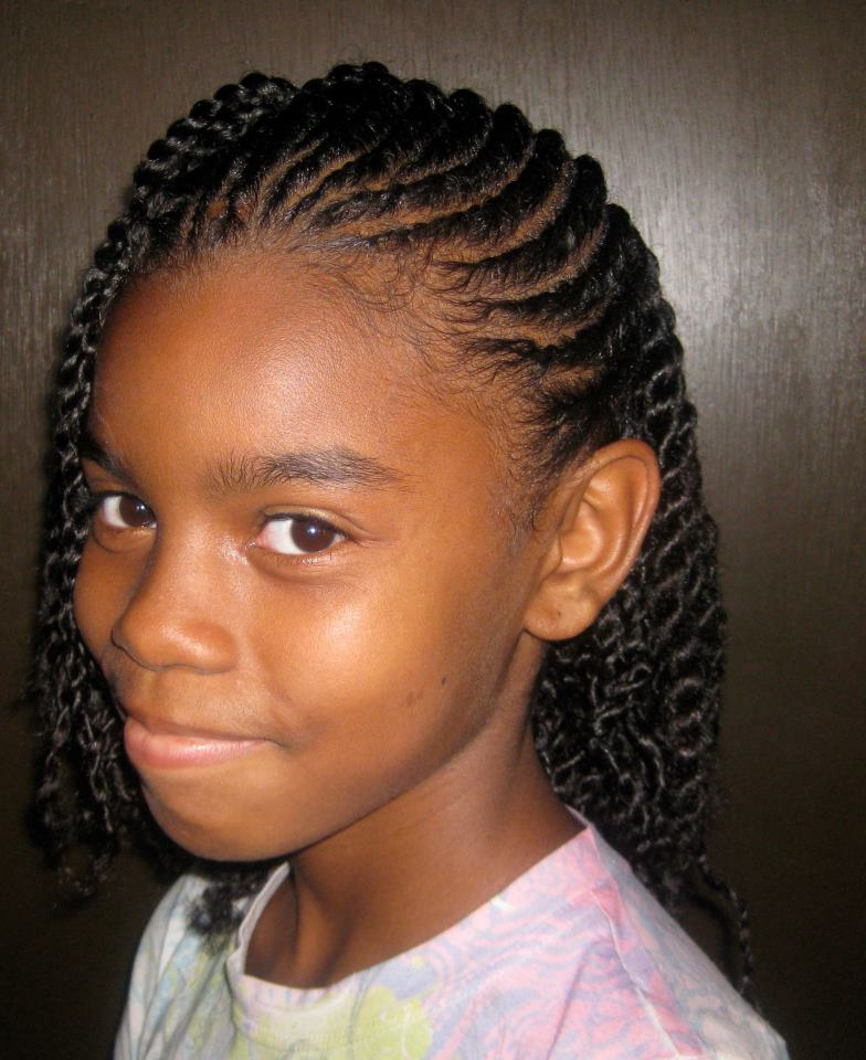Top 13 Twist Hairstyles Therapy That Makes You Look Pretty