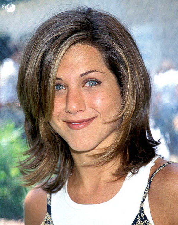 3 Types of Hairstyles by Jennifer Aniston (1)