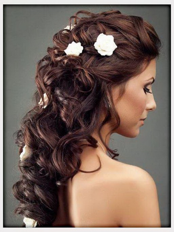 Bride And Mother Of The Bride Hairstyles 1