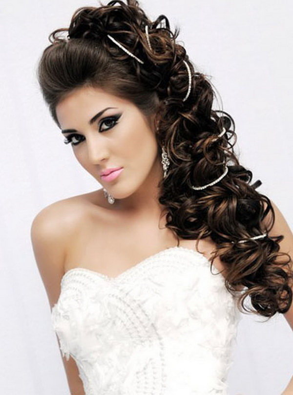 Bride And Mother Of The Bride Hairstyles 6