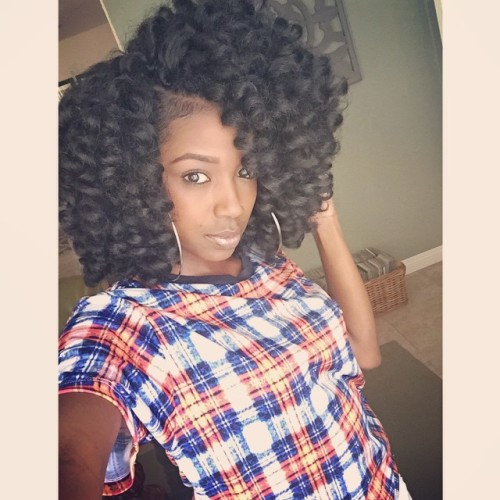 Crochet Hairstyles With Color : 12 Crochet Braid Hairstyles ? HairStyles for Woman