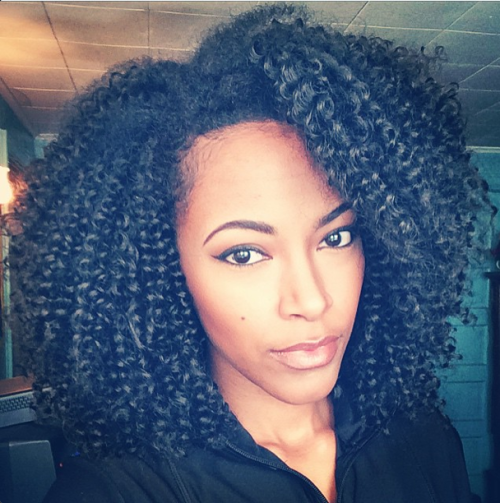 Crochet Braids Curly : Crochet Braid Hairstyles 7