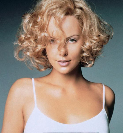Curly Bob Hairstyles 1