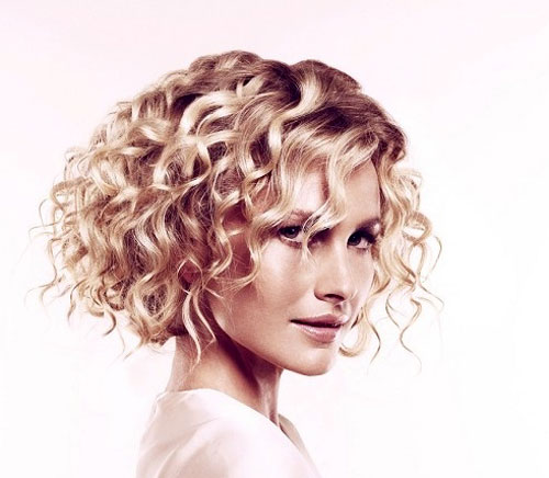 Curly Bob Hairstyles 3