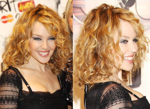 Curly Bob Hairstyles 9