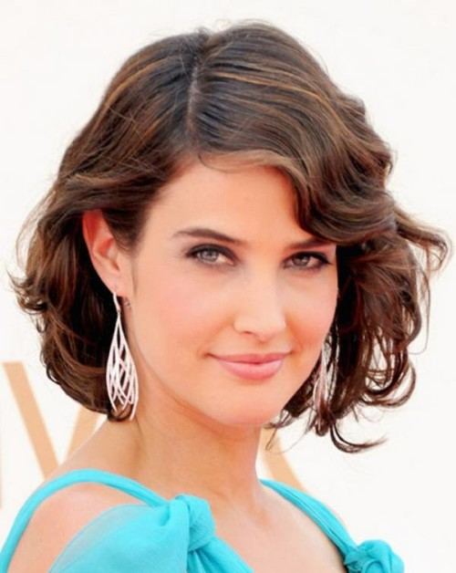 Hairstyles for Short Curly Hair Ideas You Can Try 2