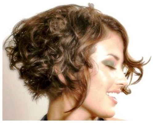 Hairstyles for Short Curly Hair Ideas You Can Try 3