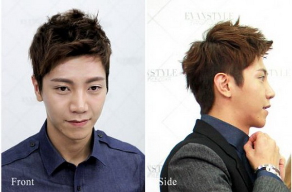 Korean Hairstyles for The Metro-sexual Man 12