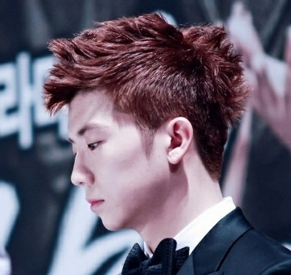 Korean Hairstyles for The Metro-sexual Man 8