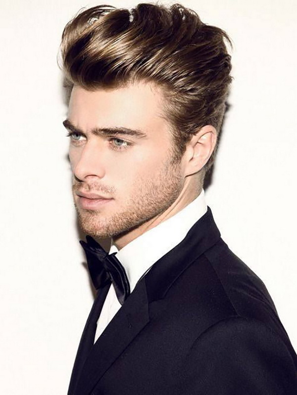Modern and Stylish. The Quiff Hairstyle (1)