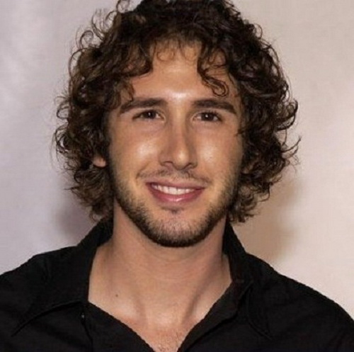 Sexy curly hairstyles for men 7