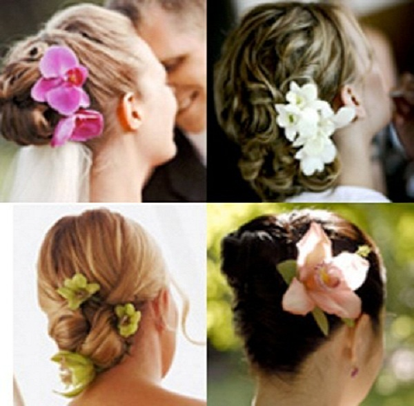 Simple yet stunning creative flower girl hairstyles 9