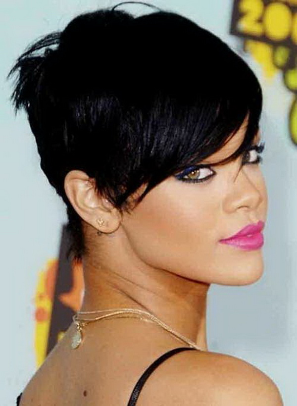 Terrific Top 7 Short Black Hairstyles 2015 Hairstyles For Woman Hairstyles For Men Maxibearus