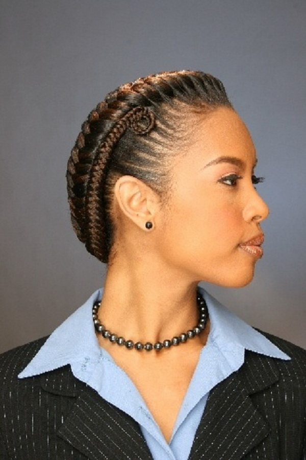 The Basics To A Perfectly Knit Cornrow Hairstyle (6)