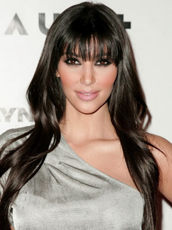 Top 3 Hairstyles by Kim Kardashian (2)